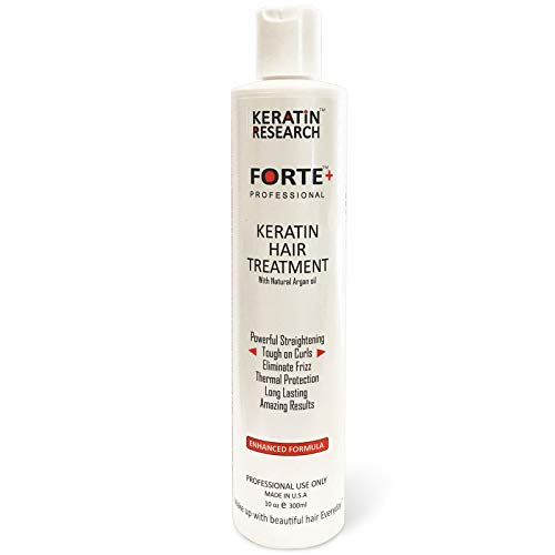 Keratin Forte Hair Treatment
