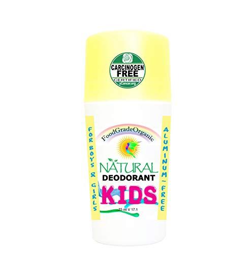Carcinogen Free Boy's Deodorant