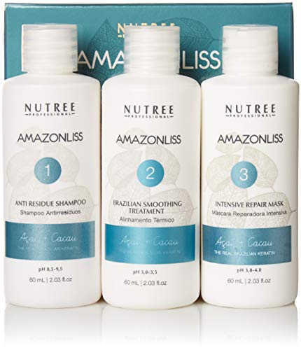 Amazonliss Keratin Hair Treatment