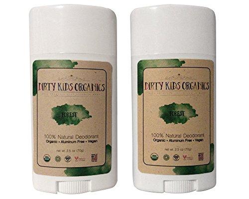 Certified Organic Kids Deodorant