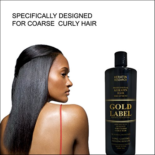 Gold Label Brazilian Keratin Treatment