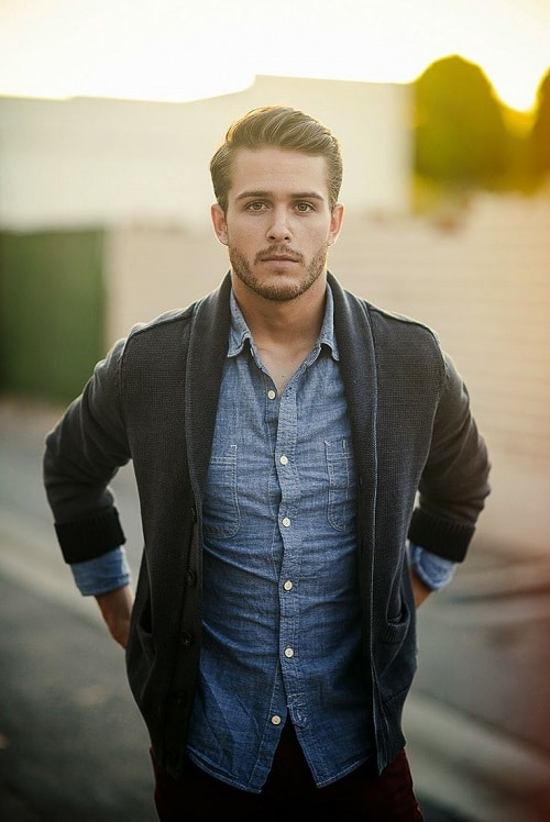 Swell 30 Inspirational Short Hairstyles For Men Hairstyles For Men Maxibearus