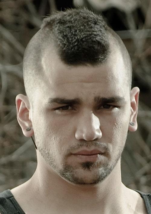 Admirable 30 Inspirational Short Hairstyles For Men Short Hairstyles Gunalazisus