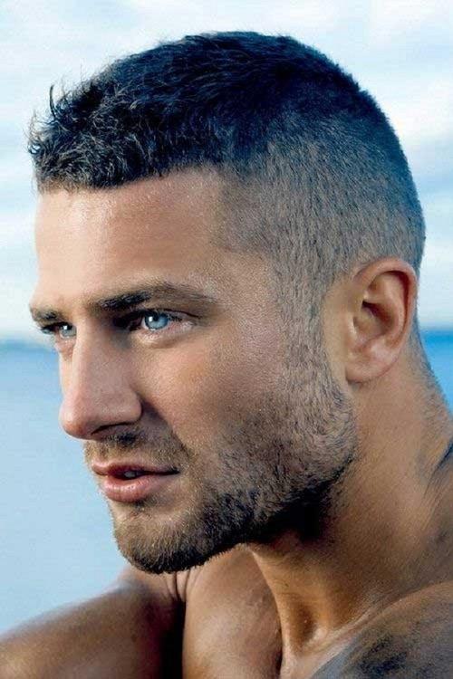 Groovy 30 Inspirational Short Hairstyles For Men Short Hairstyles Gunalazisus