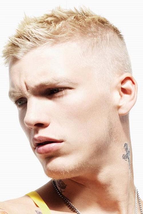 Outstanding 30 Inspirational Short Hairstyles For Men Short Hairstyles Gunalazisus