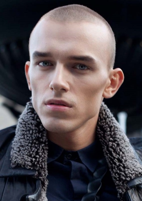 Buzz Cut for Men Short Hairstyles