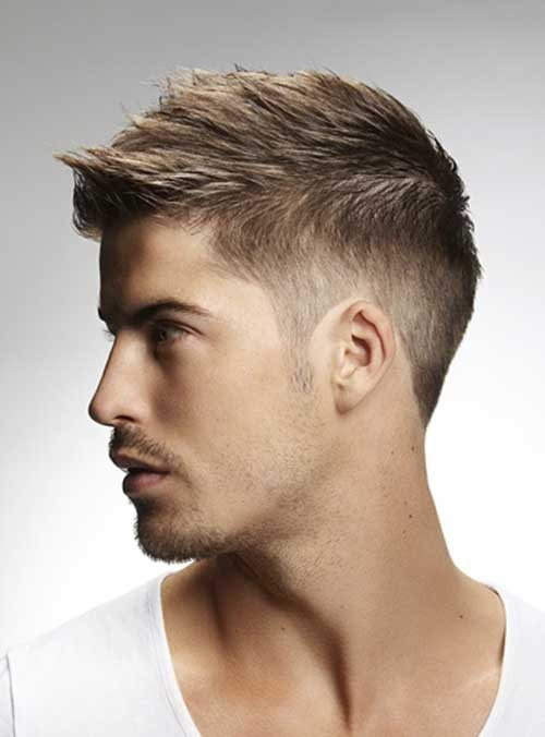 Brilliant 30 Inspirational Short Hairstyles For Men Hairstyles For Men Maxibearus