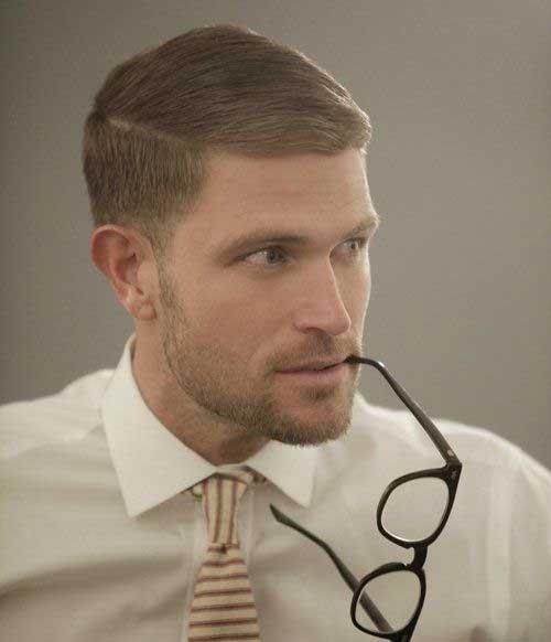 Outstanding 30 Inspirational Short Hairstyles For Men Hairstyles For Men Maxibearus