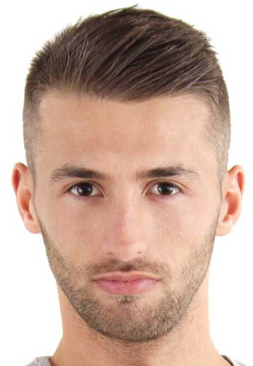 Terrific 30 Inspirational Short Hairstyles For Men Short Hairstyles Gunalazisus