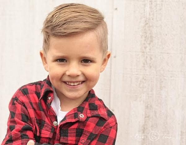 Miraculous 32 Stylish Boys Haircuts For Inspiration Hairstyles For Women Draintrainus