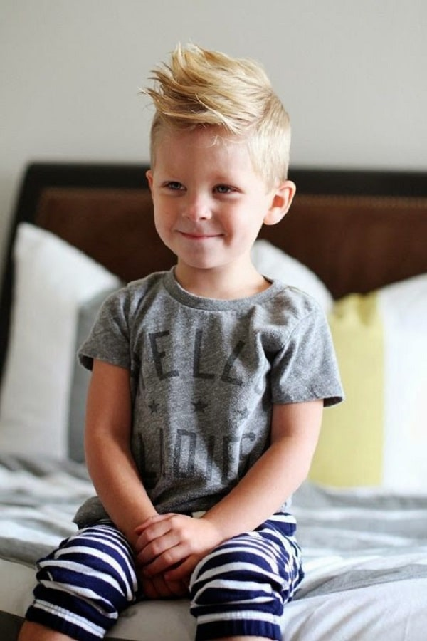 Peachy 32 Stylish Boys Haircuts For Inspiration Hairstyle Inspiration Daily Dogsangcom