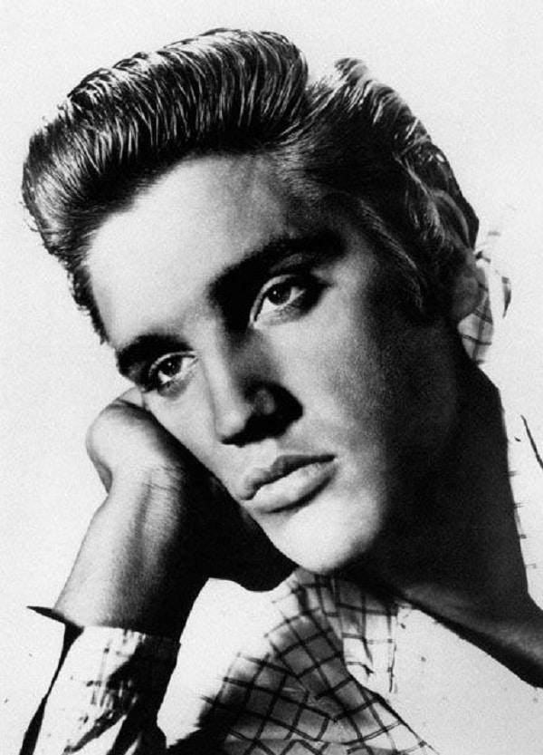 1978 Mens Hairstyle Grease Pompadour