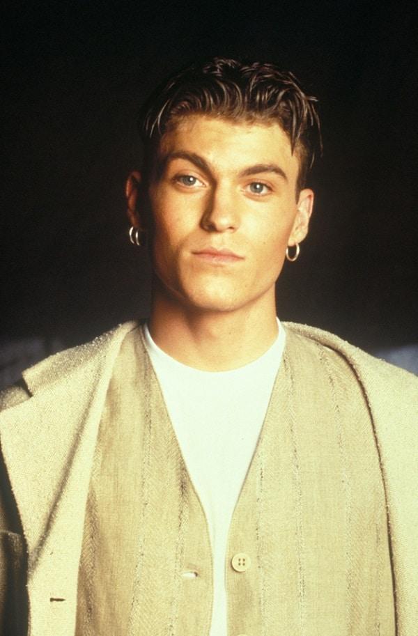 1996 Mens Hairstyle Suave Hairdo