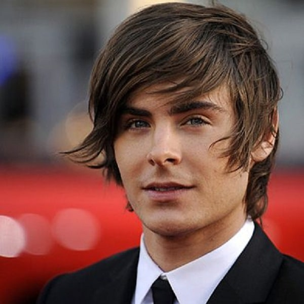 Incredible Hairstyle Evolution The 40 Best Men39S Hairstyles In 40 Years Hairstyles For Men Maxibearus