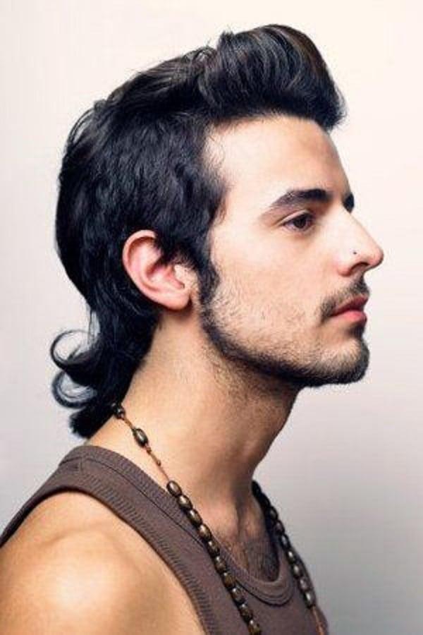 Sensational Hairstyle Evolution The 40 Best Men39S Hairstyles In 40 Years Short Hairstyles Gunalazisus