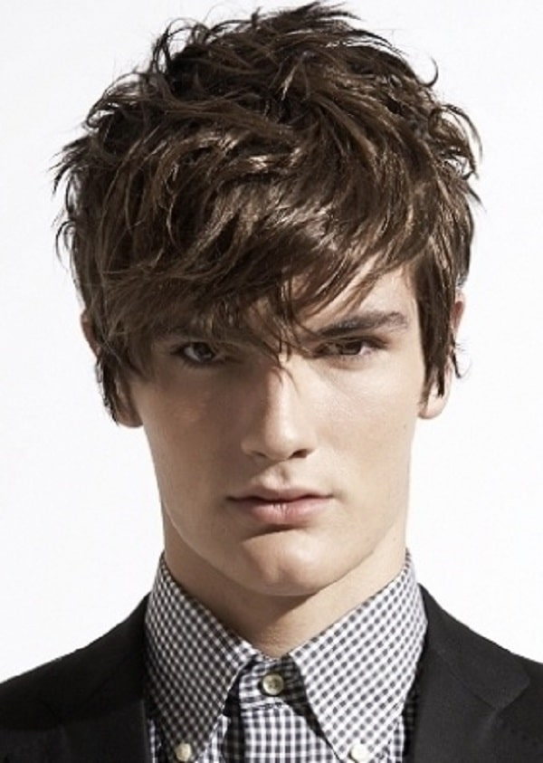 Hairstyle Evolution The Best Mens Hairstyles In Years - Bad boy hairstyle 2015