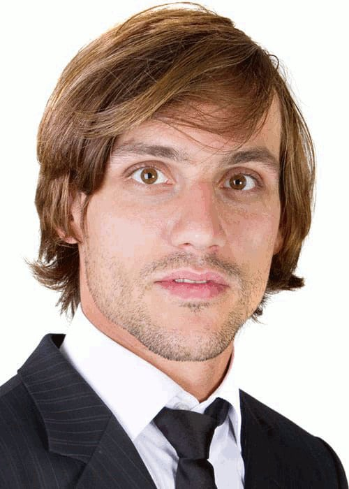 Perfectly Professional long hairstyles for men