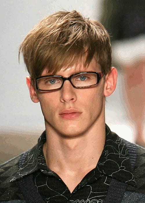 The Fringe Benefits long hairstyles for men