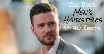 Hairstyle Evolution: The 40 Best Mens Hairstyles in 40 Years