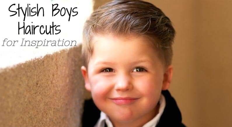 Boys Haircut Styles Inspiration