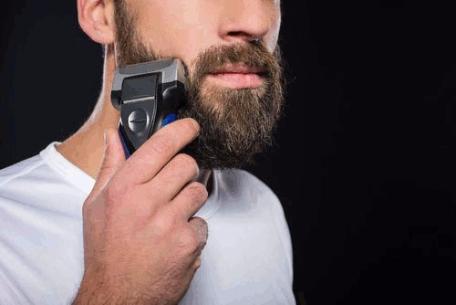 how to trim a beard with trimmer