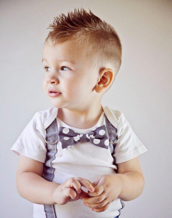 Tremendous 23 Trendy And Cute Toddler Boy Haircuts Short Hairstyles Gunalazisus