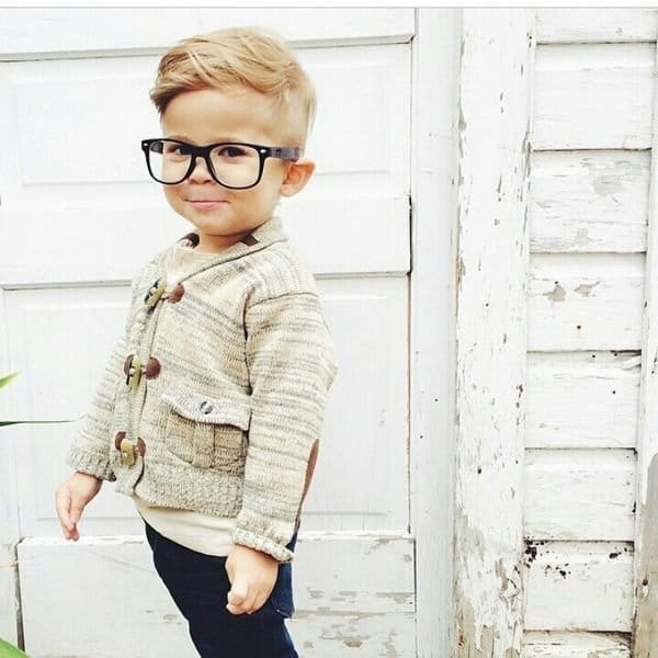 Sensational 23 Trendy And Cute Toddler Boy Haircuts Hairstyles For Women Draintrainus