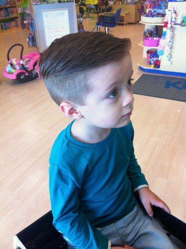 Marvelous 23 Trendy And Cute Toddler Boy Haircuts Hairstyle Inspiration Daily Dogsangcom