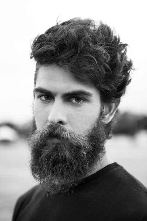 how to grow goatee keep razor away