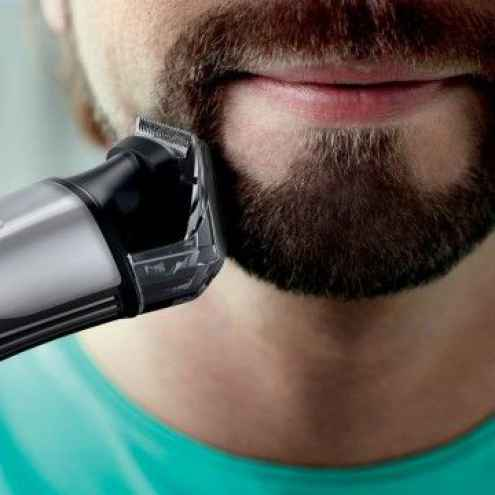 how to keep goatee clean tidy