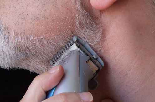 how to shape-a goatee