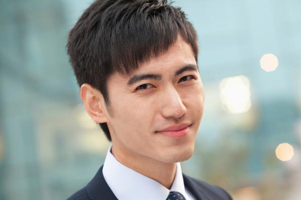 Hairstyles Asian Male Short : Trendy asian hairstyles men in