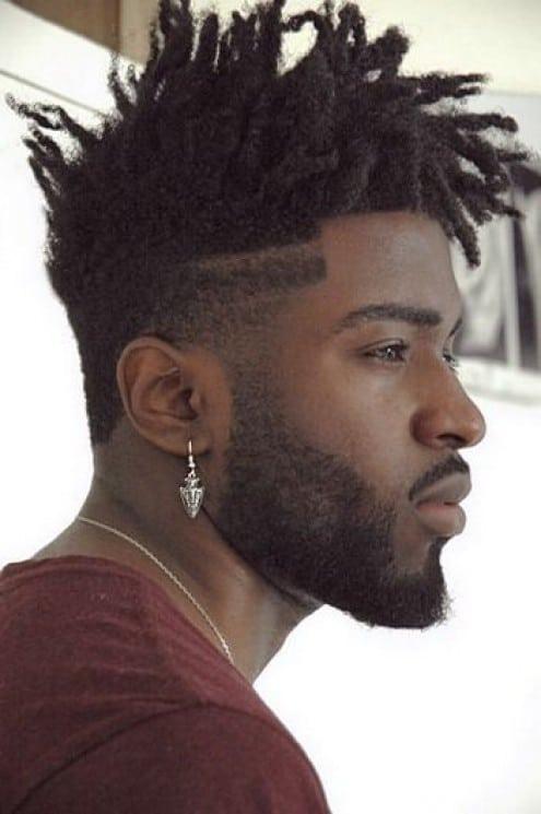 Groovy 31 Stylish And Trendy Black Men Haircuts In 2016 2017 Short Hairstyles Gunalazisus