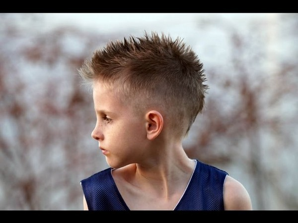 Mohawk boys hairstyles