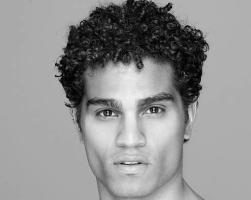Natural curls black men haircut 2015