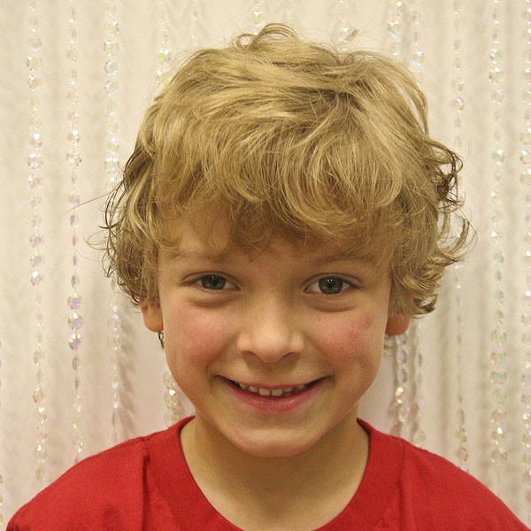 Shaggy Hairstyle for boys