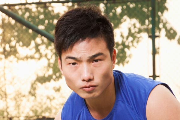 Short Hairstyles for Asian Men