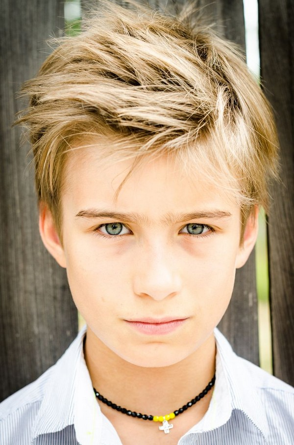 Pleasant 42 Trendy And Cute Boys Hairstyles For 2017 Short Hairstyles Gunalazisus