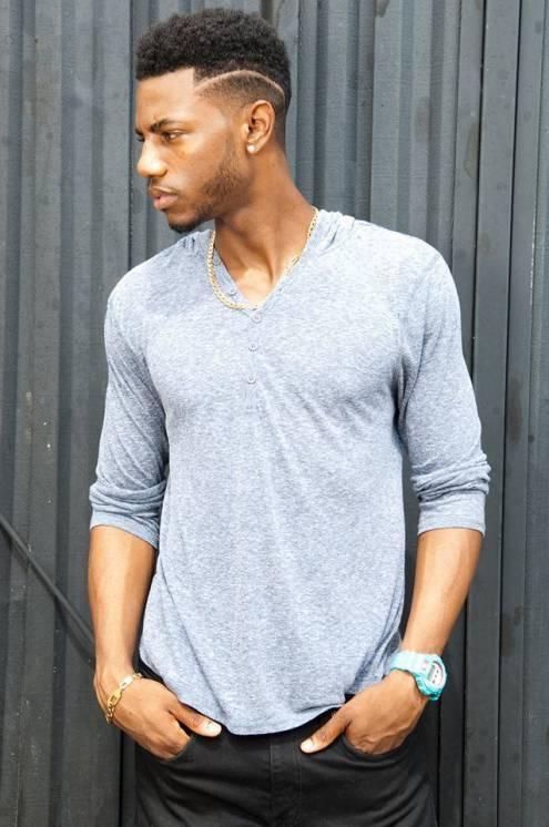 Short And Curly Black Men Hairstyles Tumblr
