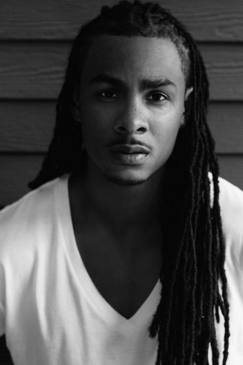 Tapered Long Dread Locks black men hairstyles twists