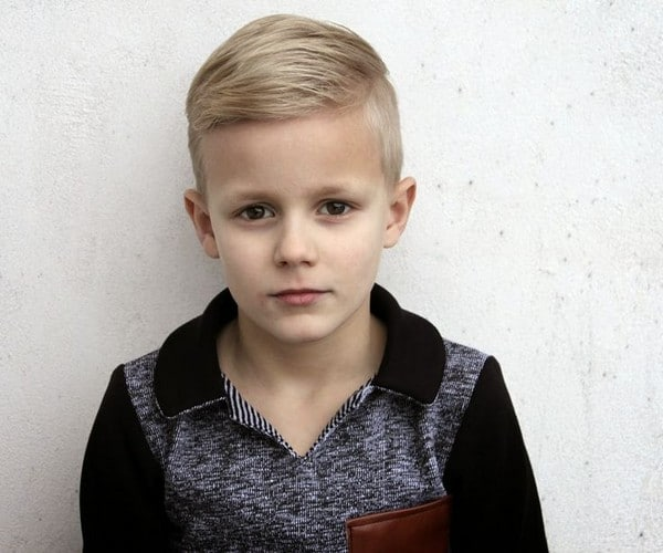 Amazing 42 Trendy And Cute Boys Hairstyles For 2017 Hairstyles For Women Draintrainus