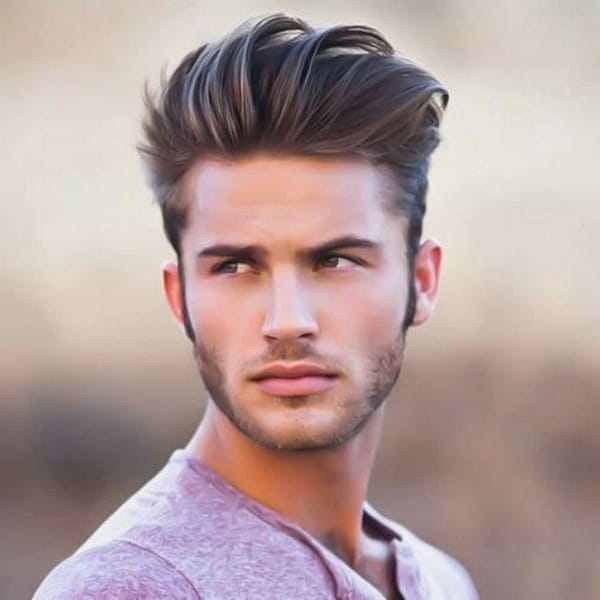 Prime 100 Different Inspirational Haircuts For Men In 2017 Short Hairstyles Gunalazisus