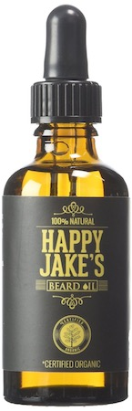 Happy Jake's Beard Oil