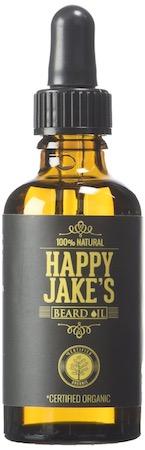 Happy Jake's Beard Oil