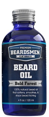 Beadsmen Spirit Beard Oil