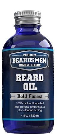 Beadsmen Spirit Beard Oil