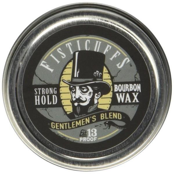 Fisticuffs Mustache Wax Gentlemen's Blend