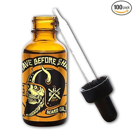 Grave Before Beard Oil