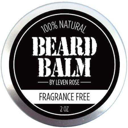 Leven Rose Beard Balm