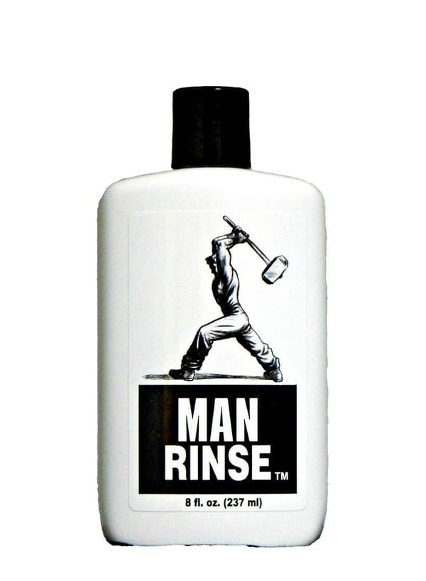 Man Rinse Hair And Beard Conditioner